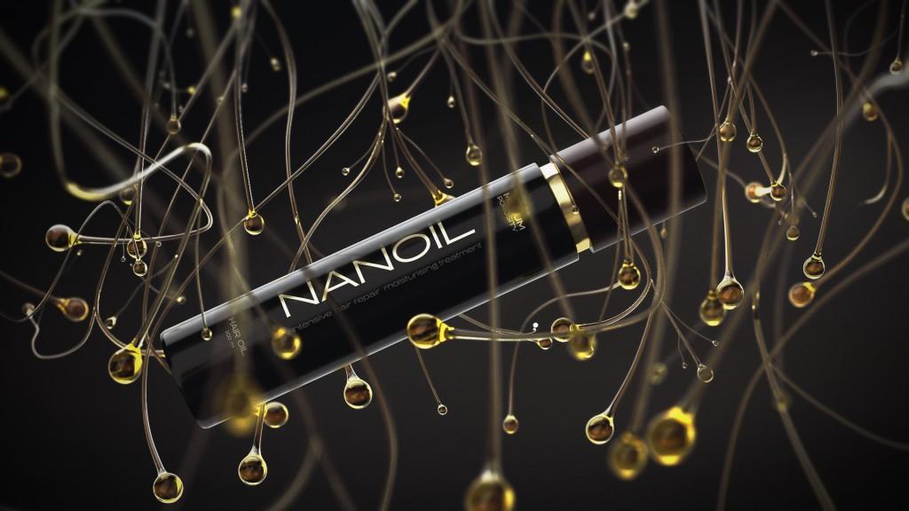 das beste Haaröl - Nanoil