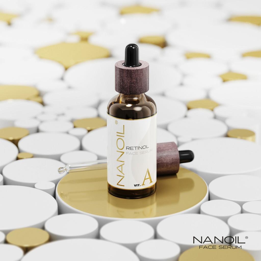 Nanoil Lieblingsgesichtsserum mit Retinol